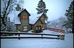 Moose Lodge Cabin 1256