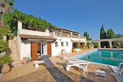 Villa SISGRIMAUD- St-Tropez