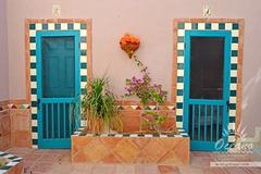 Hacienda del Mar- Courtyard 2