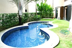 Great Beach Front House- Unobstructed Ocean Views, Private pool, Step to Sand