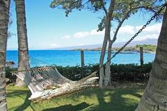 Ocean front Aina Malia on Waialea Bay