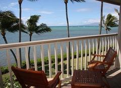Serene & Elegant Condo with a Panoramic 3-Island Ocean View