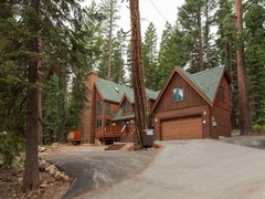Tallac Lodge Luxury Rental