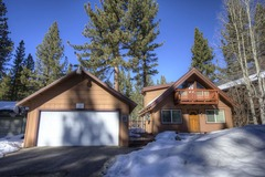 Tahoe Chalet in Center of South Lake Tahoe