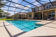 Ready for Peace and Quiet? Then you will love this 4 bedroom 2.5 bath Pool Home
