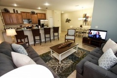 Beautifully furnished 2-story Townhome with Private Pool