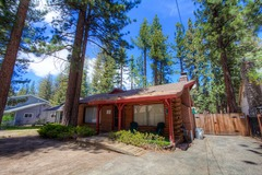 Adorable Tahoe Cabin Perfect Family Choice