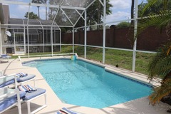 TM001OR- Deluxe 4 Bed Pool Home At The Manors
