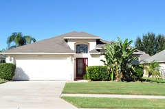 RH009OR- Deluxe 4 Bed, 3 Bath Pool Home At Rolling Hills Near Disney