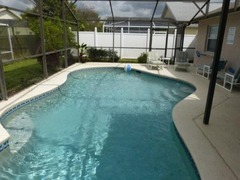IR010OR- Lovely 3 Bed 2 Bath Pool Home At Indian Ridge Oaks Close To Disney