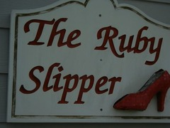 The Ruby Slipper