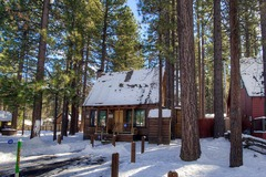 Adorable Old Tahoe Cabin with Amazing Remodel