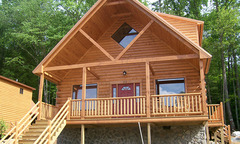 White Oak Lodge and Resort 2 Bedroom Cabin #212