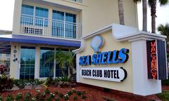 Sea Shells Beach Club Studio Ocean Front Unit #114