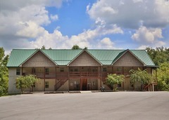 The Cypress Lodge