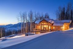 Cabin on the Ridge