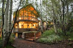 6BR/4BA Aspen Lodge, Private Deck, Mountain Views, Hot Tub
