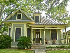 South Congress House and Cottage