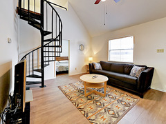 Hip Downtown Condo with Loft