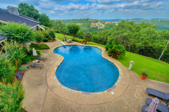 Hill Country 3BR Villa with Grand Views