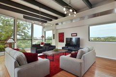 W 6th St Penthouse with City Views