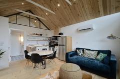 1BR SoCo Treehouse Studio