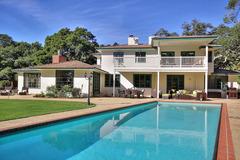 4BR/3BA Stylish Montecito Home with Pool, Santa Barbara