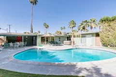 3BR/3BA Stylish House with Pool, Palm Springs