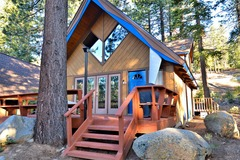 3BR/2BA North Lake Tahoe Chalet