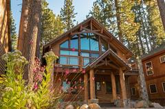 5BR/4BA Lake Tahoe Luxury Vacation Rental