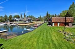 3BR/3BA Tahoe Keys Condo w/ Private Dock