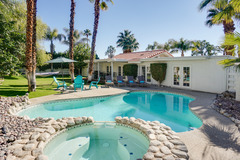 Lagoon Pool Under the Palms BRAND NEW LISTING! LOW RATES!