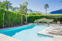 Mountain-View Hideaway in Palm Springs