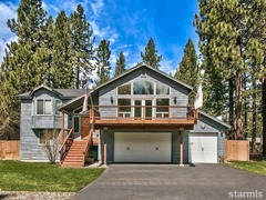 Tahoe Retreat in the Pines