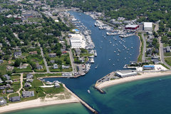 Cape Cod Home at Falmouth Harbor