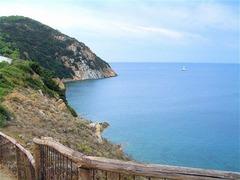 Great Seaside Vacation Villa on Tuscany's Island of Elba