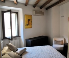 Modern Design in Trendy Trastevere, 2 Brs, 2 Baths & Terrace