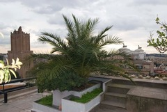Splendid Rome Penthouse Apartment, near Quirinale,Terraces!