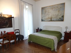In Rome, Aristocratic, 3 Bedroom in Elegant, Historic Palace
