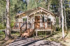 Homewood Cabin Among the Pines